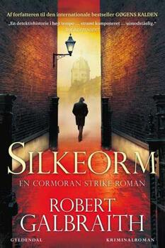 Silkeorm - Robert Galbraith
