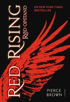 Red Rising 1 - Rød opstand - Pierce Brown