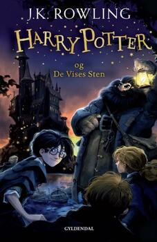 Harry Potter 1: Harry Potter og De Vises Sten - J. K. Rowling