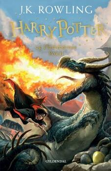 Harry Potter 4: Harry Potter og Flammernes Pokal - J. K. Rowling
