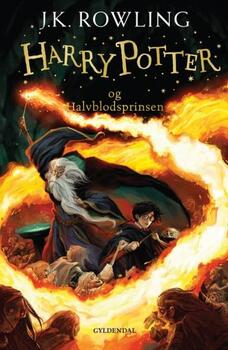 Harry Potter 6: Harry Potter og Halvblodsprinsen - J. K. Rowling