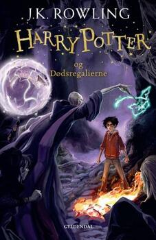Harry Potter 7: Harry Potter og Dødsregalierne - J. K. Rowling