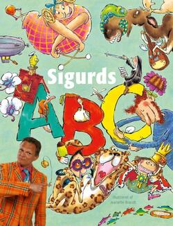 Sigurds ABC - inkl. cd + plakat - Sigurd Barrett