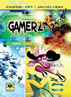 Gamerz 5: Gamer 4ever - Kasper Hoff