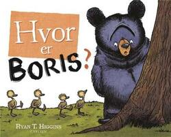 Hvor er Boris? - Ryan T. Higgins