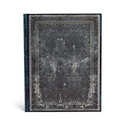 Paperblanks - Old Leather Classics - Midnight Steel - Ultra - 144 sider - Linieret