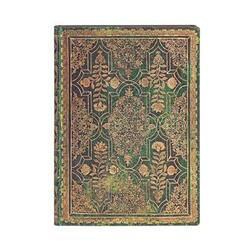 Paperblanks - Fall Filigree - Juniper - Midi - 240 sider - Linieret