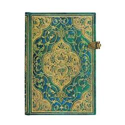 Paperblanks - Turquoise Chronicles - Mini - 240 sider - Ulinieret