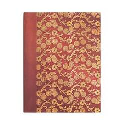 Paperblanks - Virginia Woolf's Notebooks - The Waves  VOL. 4 - Ultra - 144 sider - Linieret