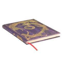 Paperblanks - Lang's Fairy Books - Violet Fairy - Ultra - 144 sider - Ulinieret
