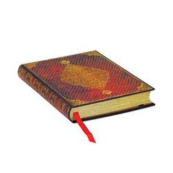 Paperblanks - Golden Trefoil - Mini - 240 sider - Linieret