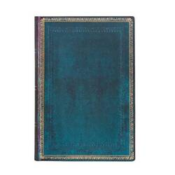 Paperblanks - Old leather Collection - Calypso - Mini - 240 sider - Linieret