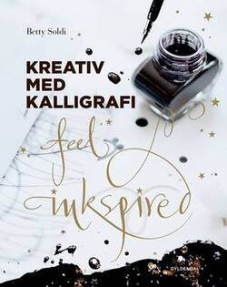 Betty Soldi  - Kreativ med kalligrafi
