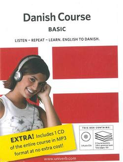 Danish course - Basic learning