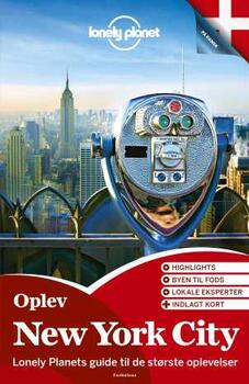 Oplev New York City