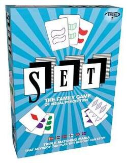 SET The family game (Dk)
