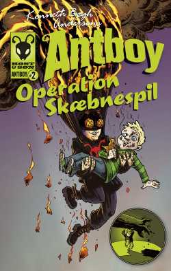 Antboy 2: Operation Skæbnespil - Kenneth Bøgh Andersen