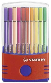 Stabilo Farvetusser Pen 68 Colorparade 20 stk.