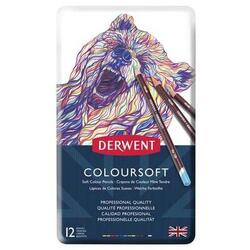 Derwent Farveblyant - Coloursoft 12 stk.