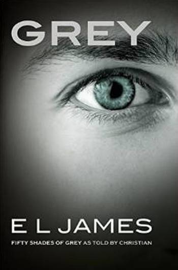 Fifty Shades - Grey - Engelsk - E L James