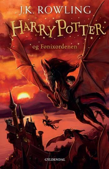 Harry Potter 5: Harry Potter og Fønixordenen - J. K. Rowling