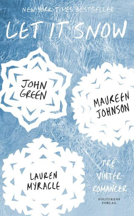 Let it snow - John Green, Lauren Myracle og Maureen Johnson