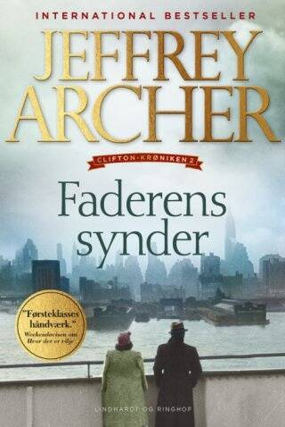 Faderens synder - Clifton-krøniken 2 -  Jeffrey Archer
