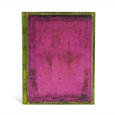 Paperblanks - Old Leather Classics - Byzantium - Ultra - 144 sider - Linieret