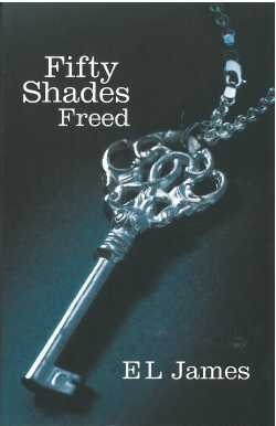 Fifty Shades 3: Freed - Engelsk udgave - E.L. James