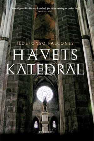 Havets katedral, hb - Ildefonso Falcones