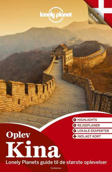 Oplev Kina  - Lonely Planet