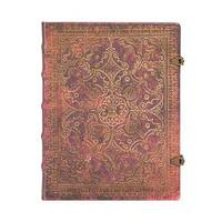 Paperblanks - Carmine Equinoxe - Ultra - 144 sider - linieret