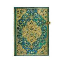 Paperblanks - Turquoise Chronicles - Midi - 240 sider - Linieret