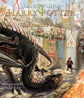 Harry Potter og Flammernes Pokal 4 - Illustreret - J. K. Rowling